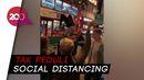 Kerumunan Warga Usai London Longgarkan Lockdown
