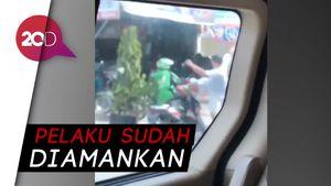 Driver Ojol Ditendang di Pekanbaru, Pelaku Sudah Ditangkap