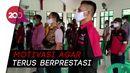 50 Atlet Difabel Cianjur Dapat Bantuan Paket Sembako