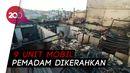 Kebakaran Melalap Rumah Warga di Pasar Minggu