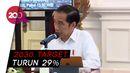 Tahun Ini, Jokowi Janji Turunkan Emisi Gas Rumah Kaca 26%
