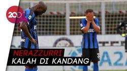 Lautaro Gagal Penalti, Inter Kalah dari Bologna 1-2