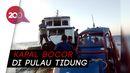 70 Wisatawan Dievakuasi dari Kapal Bocor di Kepulauan Seribu