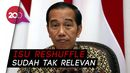 Pratikno: Progres Kabinet Sudah Bagus, Ngapain Reshuffle