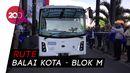 Transjakarta Mulai Uji Coba Bus Listrik Selama 3 Bulan