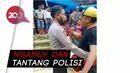 Pria di Toraja Ngamuk Saat Judi Sabung Ayamnya Dibubarkan