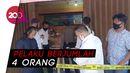 Siang Bolong, Perampok Bersenpi Gasak Toko Emas di Jambi