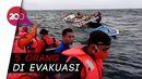 Dihantam Ombak, Kapal Guide di Buton Nyaris Tenggelam
