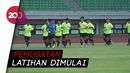 Timnas U-16 Mulai Gelar Latihan di Stadion Patriot