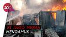 Kebakaran Rumah di Tebet Jaksel, 13 Unit Damkar Meluncur