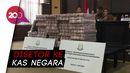 Tumpukan Uang dari Eksekusi Rp 97 M di Kasus Honggo Wendratno