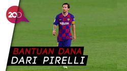 Sponsor Siap Bantu Inter Rekrut Messi