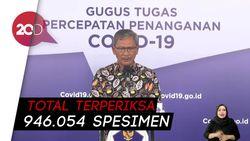 Per 7 Juli, Pemerintah Periksa 17.816 Spesimen Corona di Indonesia