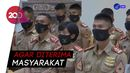 Pesan Ajaib Kapolri ke Capaja TNI-Polri