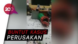 2 Petugas PPSU Perusak Kantor LH di Mampang Dipecat
