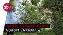 Bum! 6.000 Batang Detonator Sitaan Kejari Parepare Diledakkan