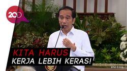 Jokowi Sindir Para Menteri: Saya Lihat WFH Kemarin Kayak Cuti