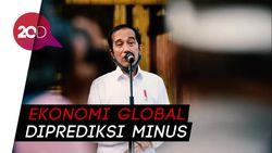 Jokowi: Ngeri, Dari Waktu ke Waktu Prediksi Ekonomi Dunia Makin Buruk