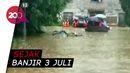 Dihantam Banjir dan Longsor, Ratusan Orang di China Tewas Atau Hilang