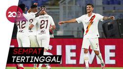AS Roma Gasak Parma 2-1 di Olimpico