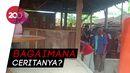 Geger di Ngawi Pria Ngaku Pindahkan Rumah Sendirian dalam Semalam
