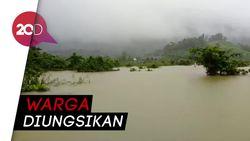 Banjir di Konawe Meluas, Enam Desa Terendam