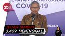 Tambah 1.611, Total Kasus Positif Corona di Indonesia Jadi 72.347