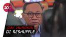 Zulhas Sebut MenkesTerawan Menteri Kesayangan Jokowi