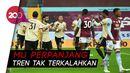 Aston Villa Keok 0-3 dari Manchester United