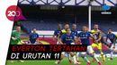Everton Vs Southampton Berakhir Imbang 1-1