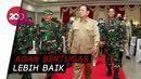 Menhan Prabowo Minta Seluruh Prajurit TNI Tes Swab Massal