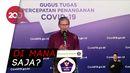 Sebaran Corona per 11 Juli: 6 Provinsi Tanpa Kasus Baru