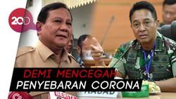 Prabowo Ingin Prajurit TNI Jalani Swab Test, Ini Kata KSAD
