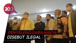 Tommy Soeharto Hentikan Munaslub Partai Berkarya Karena Dianggap Ilegal