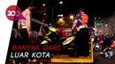 Parkir Sembarangan, 30 Motor dan 2 Mobil Ditertibkan Dishub Bandung
