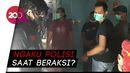 Detik-detik Penangkapan Residivis Kasus Pencurian di Parepare!