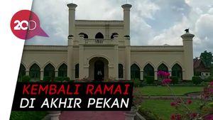 Istana Siak di Riau Kembali Dibuka, Bisa Wisata Sejarah Lagi
