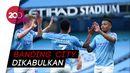 Menang Banding CAS, Man City Bisa Tampil di Liga Champions