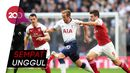 Tottenham Hotspur Vs Arsenal: The Gunners Keok 2-1