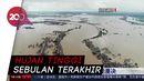 Potret dari Langit Banjir di China yang Tewaskan 141 Orang