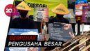 KIARA Gelar Aksi Segel KKP Protes Kebijakan Edhy Prabowo