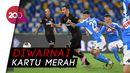 Duel Napoli Vs Milan Berakhir Imbang 2-2