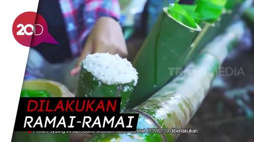 Tradisi Nimung Rame, Bentuk Syukur Masyarakat di Pulau Sumbawa
