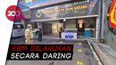 Batal Gelar KBM Tatap Muka, SMAN 4 Sukabumi Tetap Sibuk