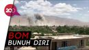 Kantor Intelijen Afghanistan Diserang Bom, 11 Orang Tewas