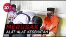Rusak Posko Covid di Sulsel, Alasan Pelaku Bikin Jengkel