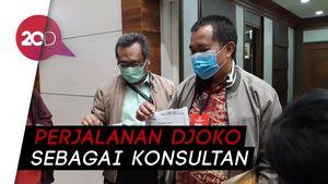 MAKI Serahkan Dokumen Surat Jalan Djoko Tjandra ke DPR