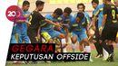 Wasit Buka Suara soal Kronologi Diinjak Pemain di Stadion Bekasi