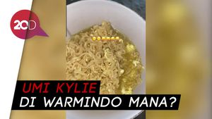 Kylie Jenner Unggah Story Mie Instan, Warganet Indonesia Heboh