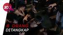 Polisi Ciduk Pelaku Tawuran di Tol Makassar